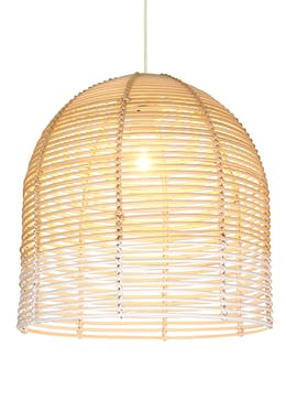 Tiago Rattan Woven Easy Fit Shade (H40cm x W40cm)