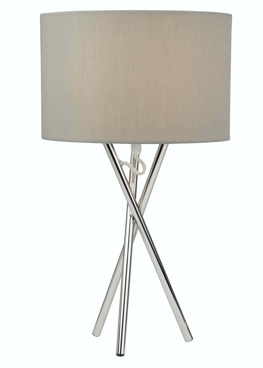 Colby Tripod Table Lamp (H43cm x W24cm)