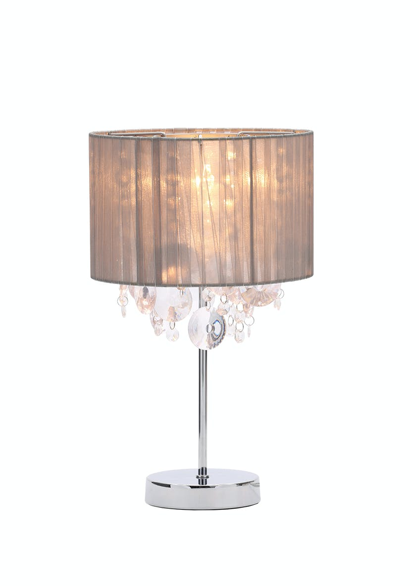 Safia Table Lamp (H34cm x W20cm)