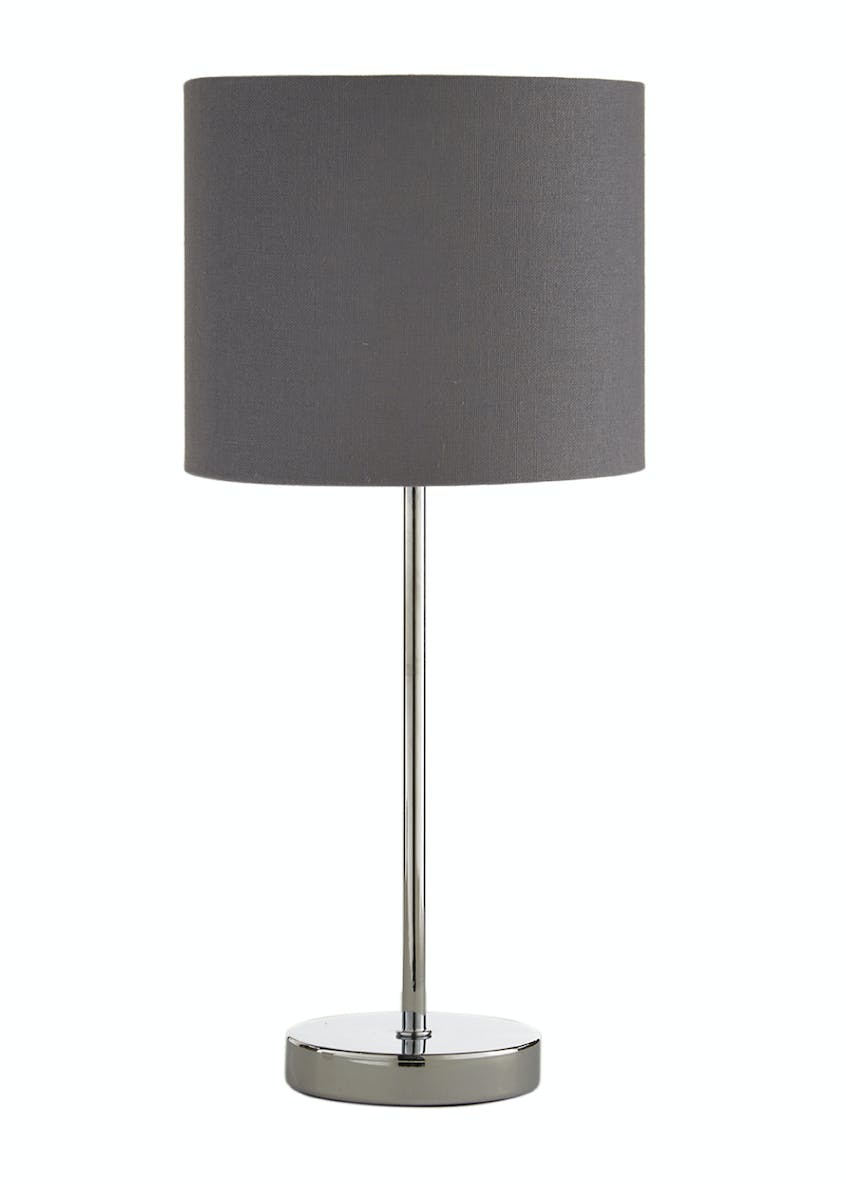 Marble Stick Table Lamp (H41cm x W18cm)