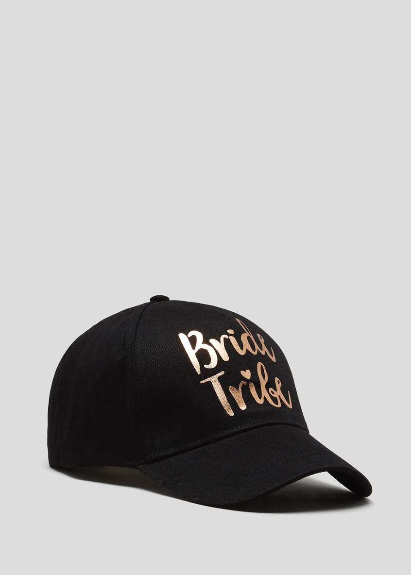 Bride Tribe Slogan Cap