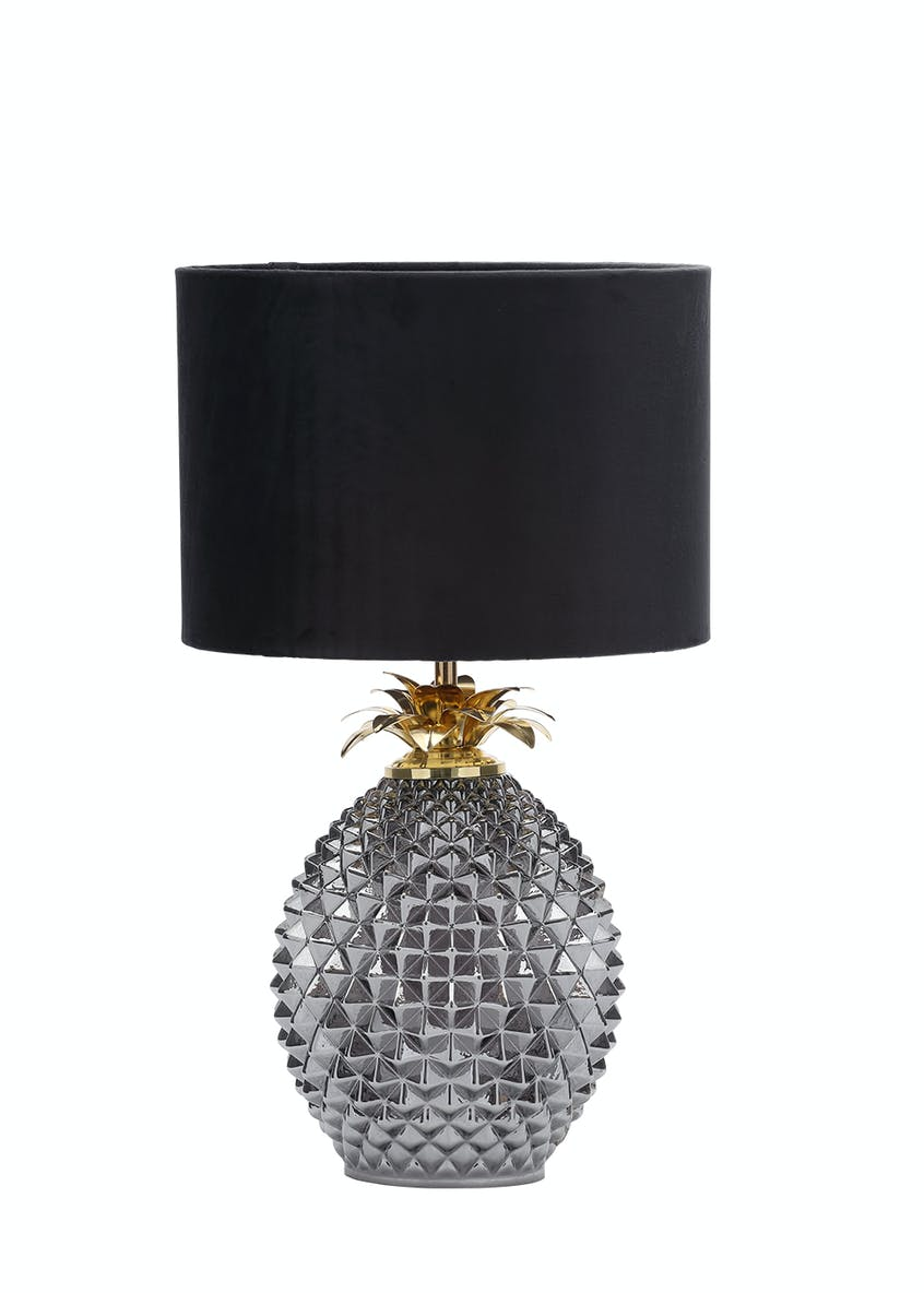 Pineapple Table Lamp (H48cm x W26cm)