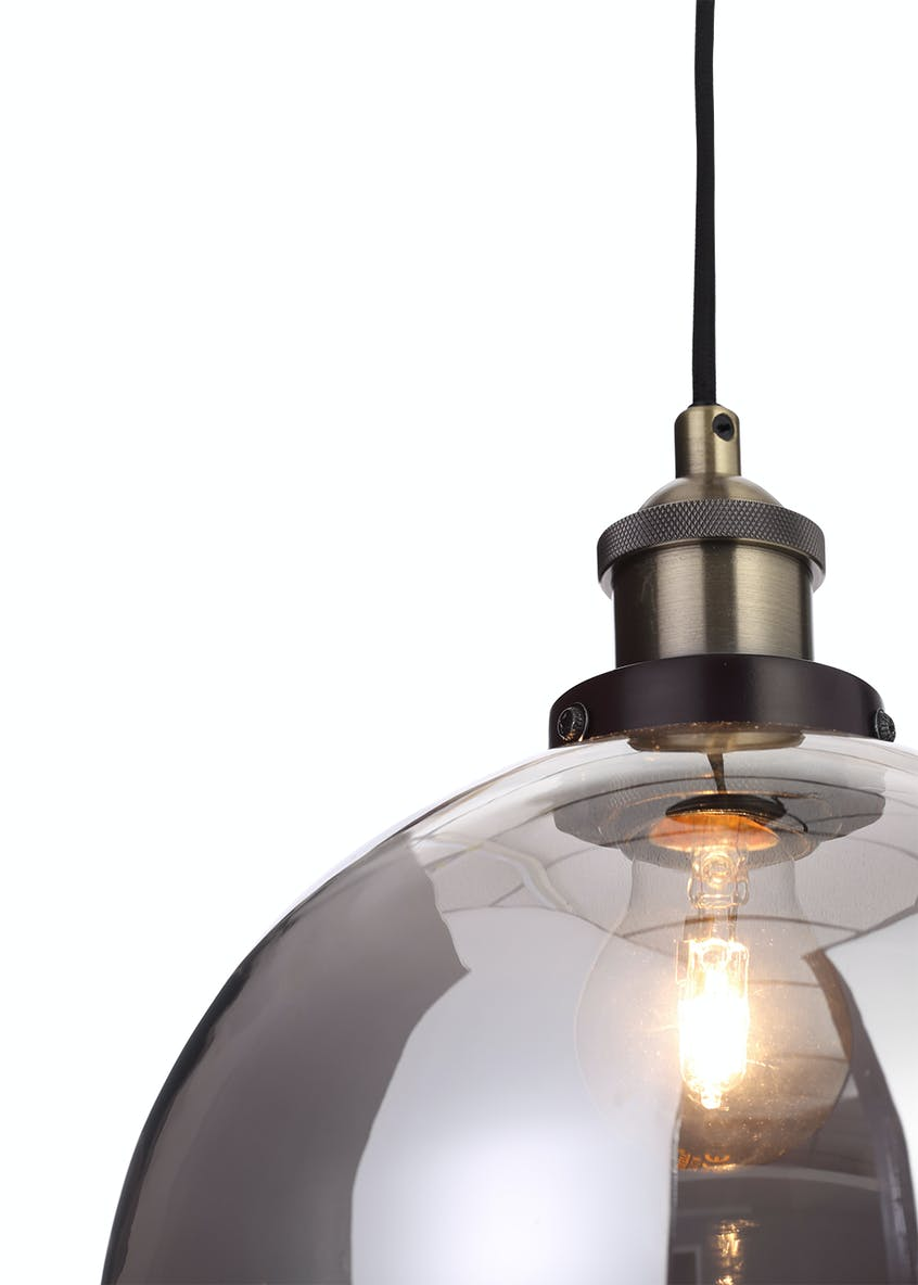Callisto Ball Pendant Light (H100-50cm x W25cm)