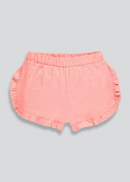 Girls Frill Shorts (9mths-6yrs)