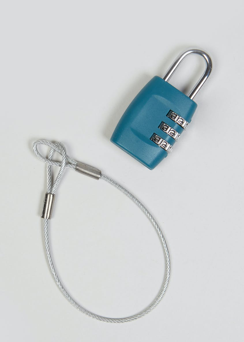 Luggage Combination Lock & Loop