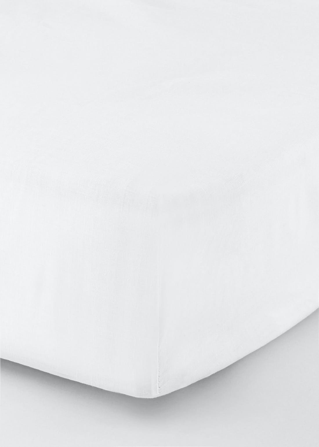 Polycotton Fitted Sheet