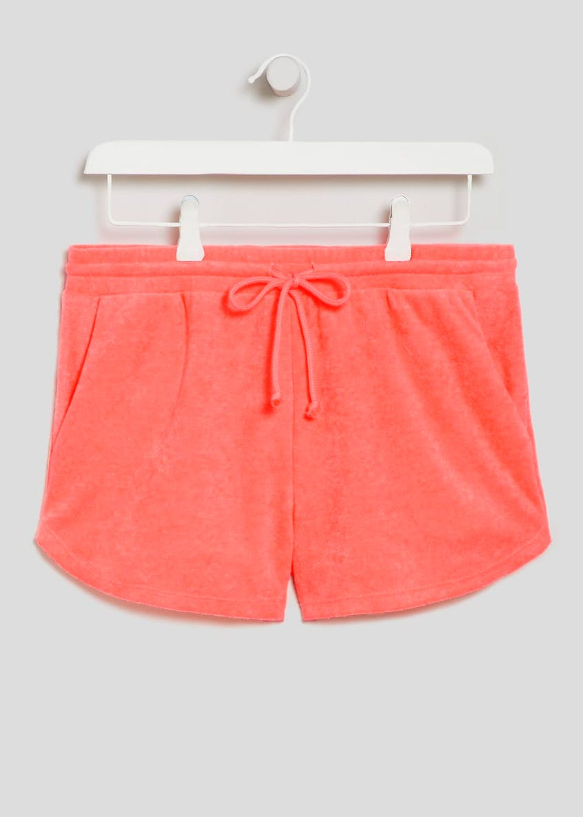 Towelling Shorts