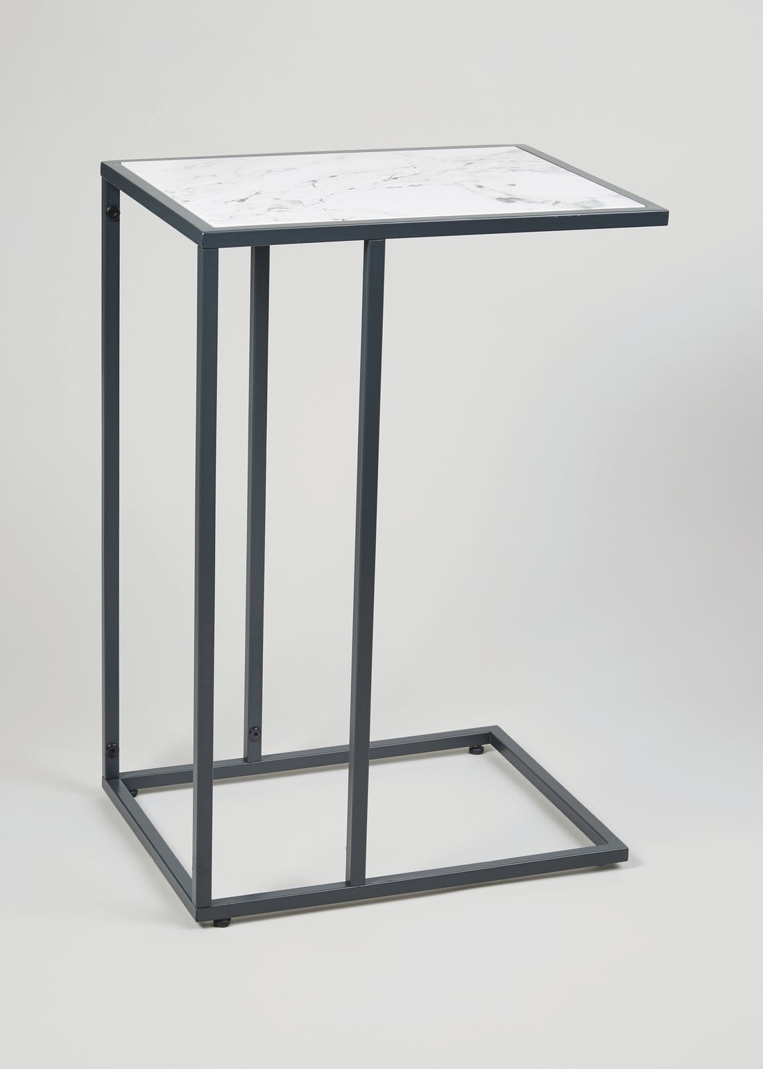 Dasha Marble Side Table (H65cm x W40.5cm)