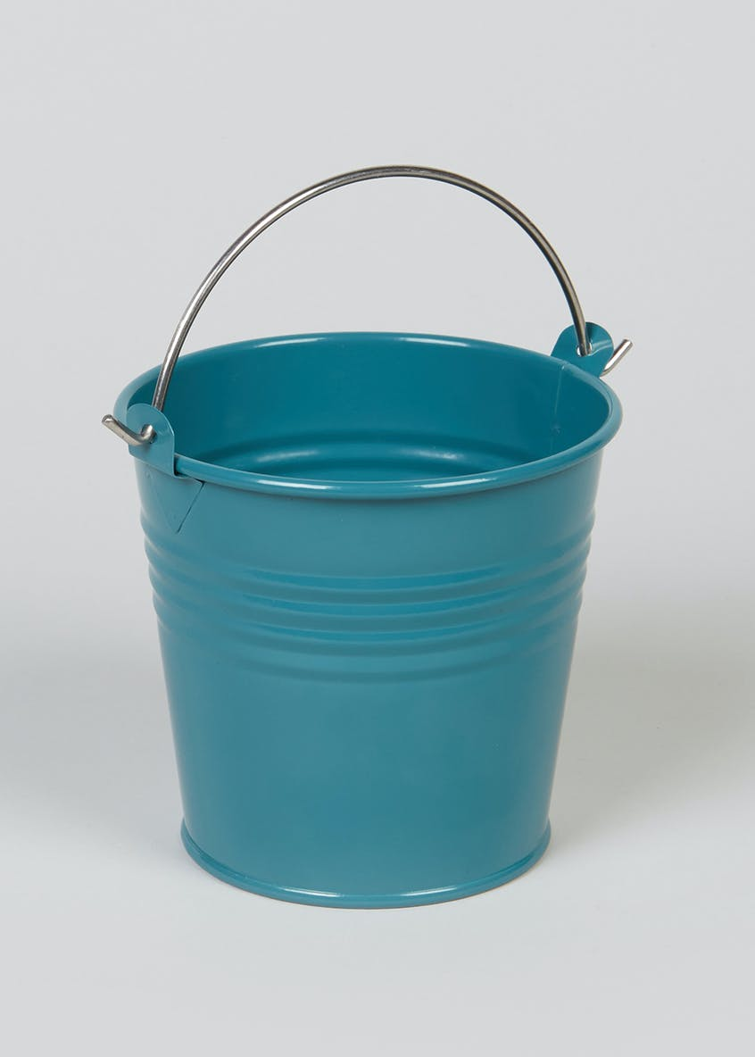 Metal Serving Bucket (11cm x 10cm)
