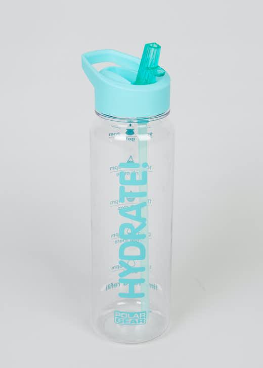 Hydrate Tracker Water Bottle (700ml)