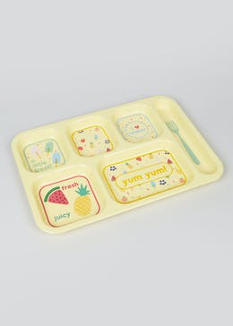 Sectioned Food Tray (35cm x 26cm)