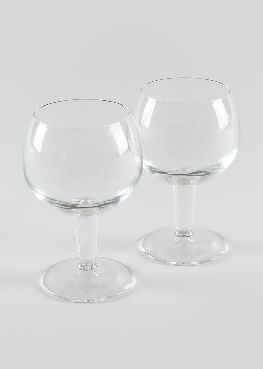 2 Pack Ale Glasses (15cm x 8cm)