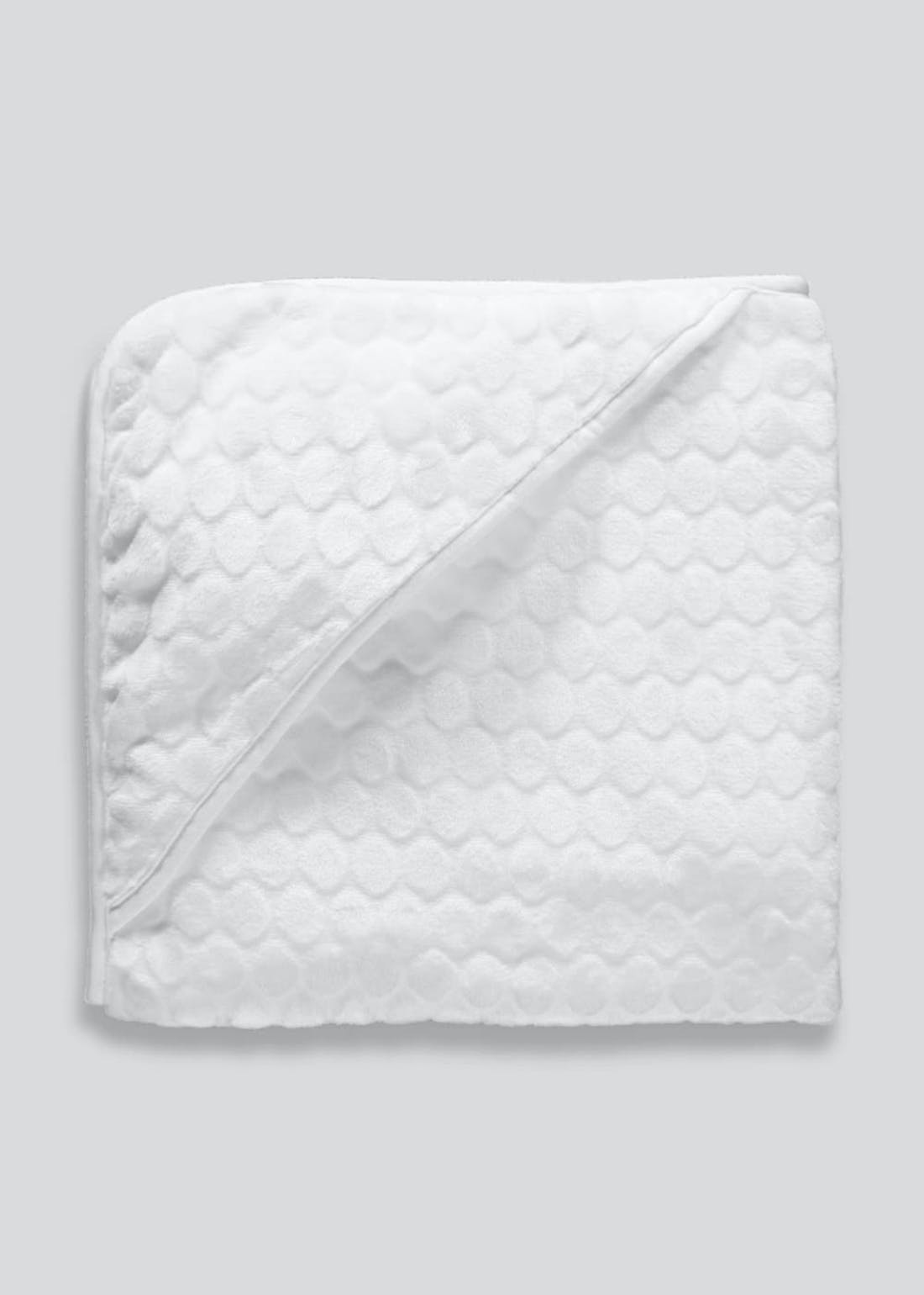 Textured Baby Blanket (One Size)