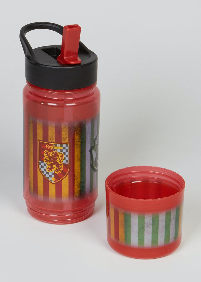 Harry Potter Water Bottle & Snack Pot (21cm x 6cm)