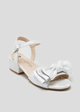 47f7db8b19d7 Girls Bow Occasion Sandals (Younger 10-Older 5)