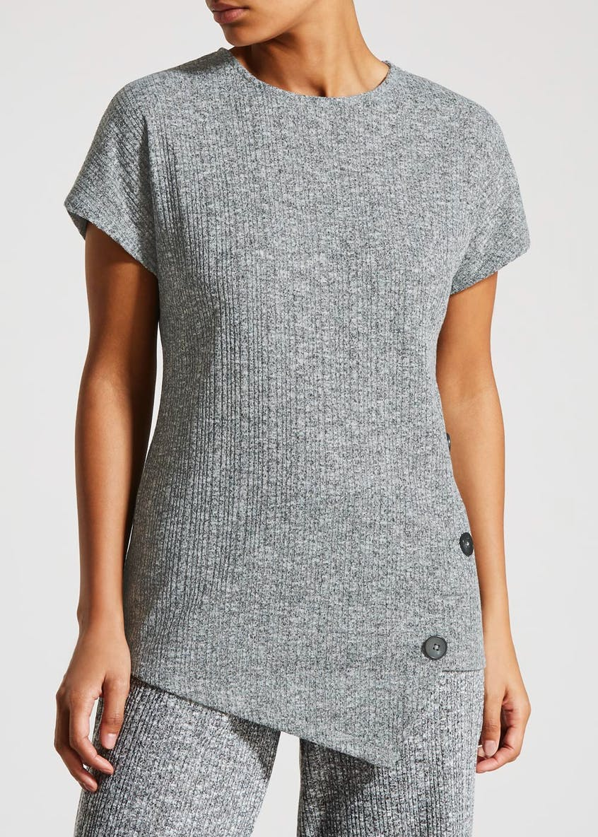 Ribbed Co-Ord Top