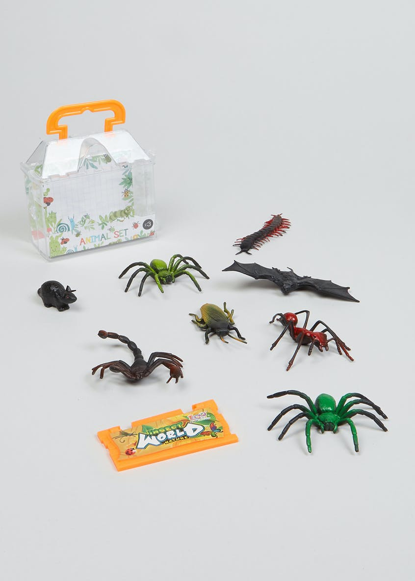 Kids Insect Play Set (10cm x 9cm x 5cm)