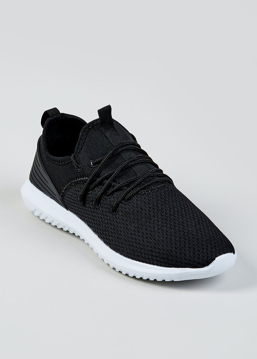 Souluxe Knitted Trainer