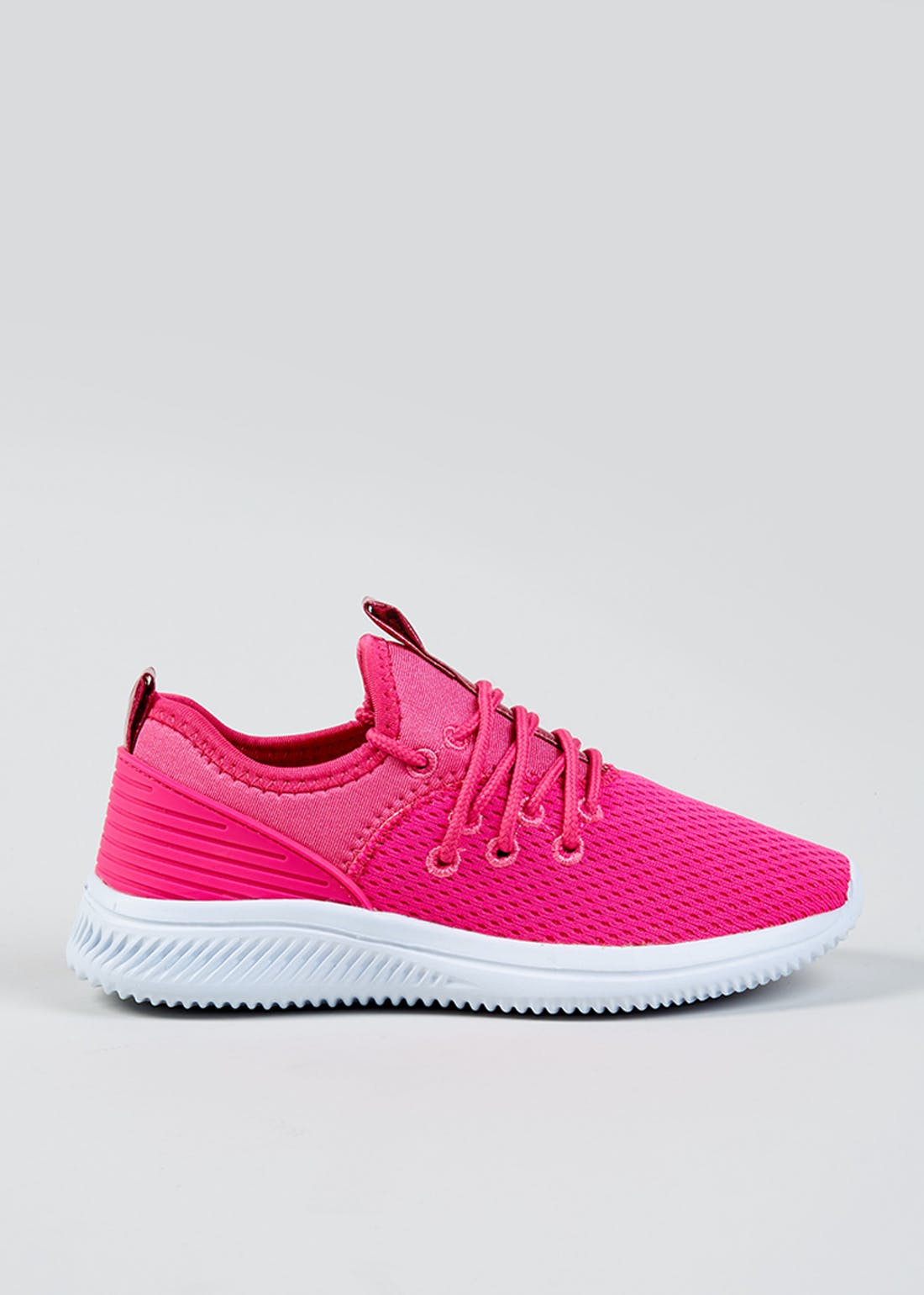 Girls Souluxe Mesh Sports Trainers (Younger 5-Older 10)