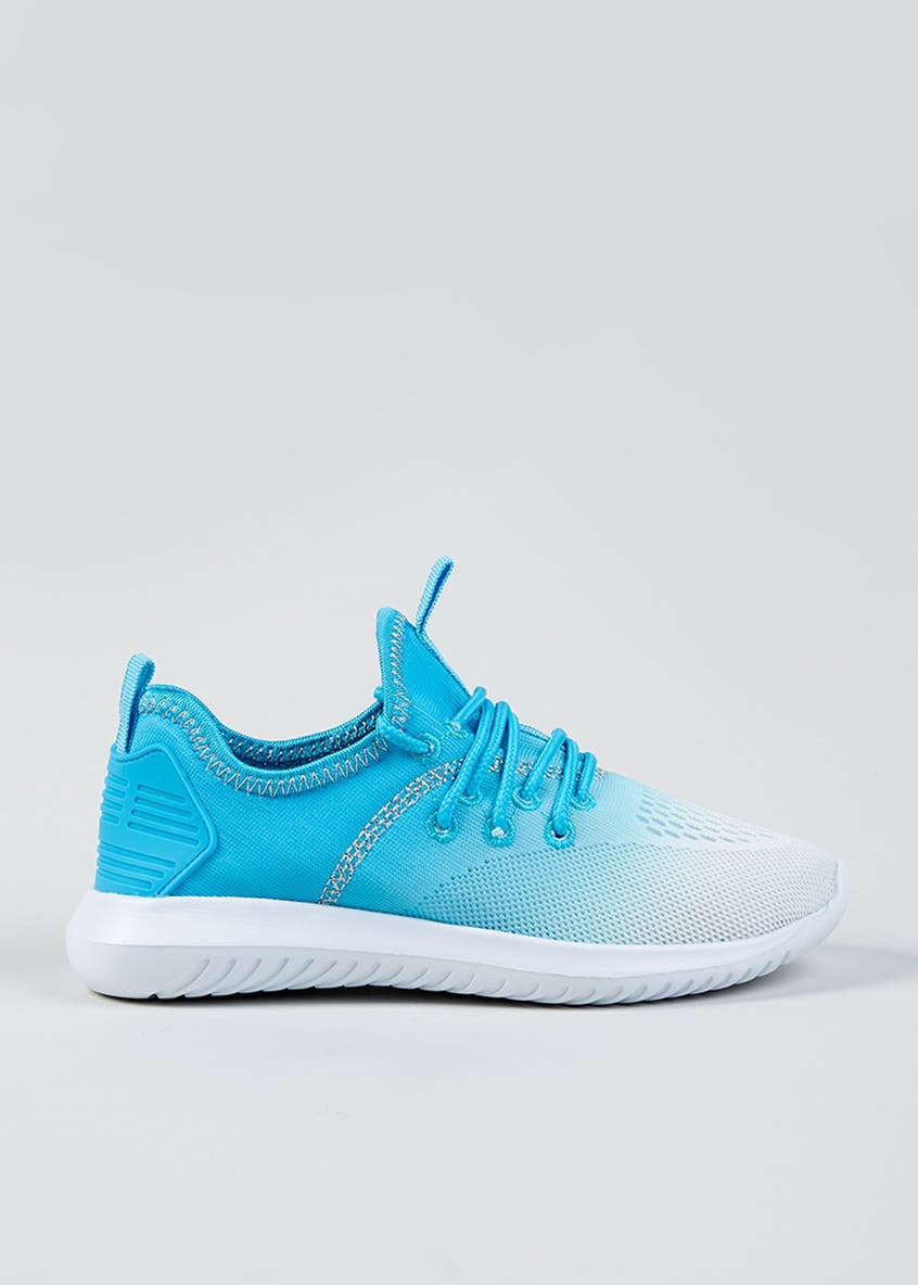 Girls Souluxe Mesh Sports Trainers (Younger 10-Older 5)