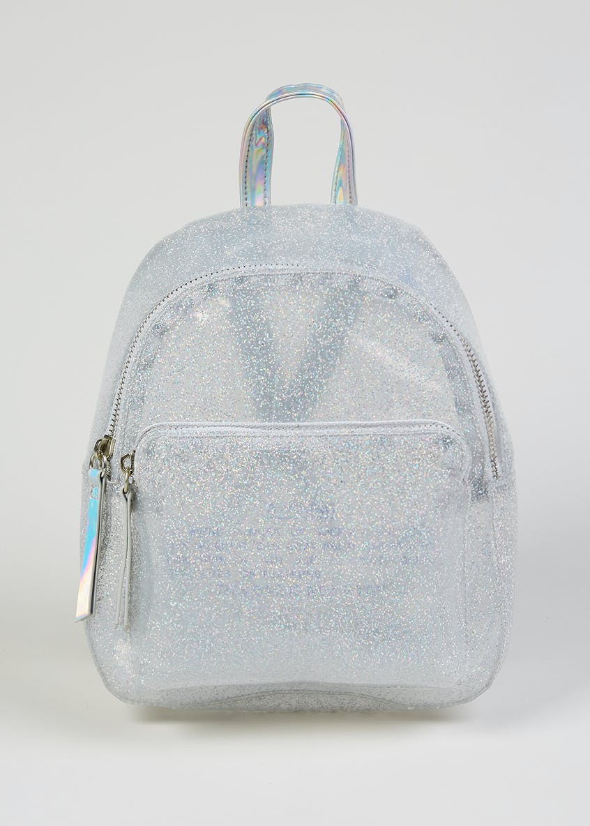 Kids Glitter Backpack