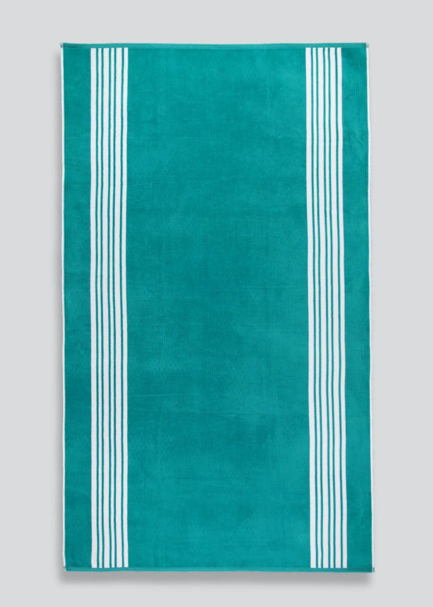 Large Stripe Beach Towel (180cm x 100cm)