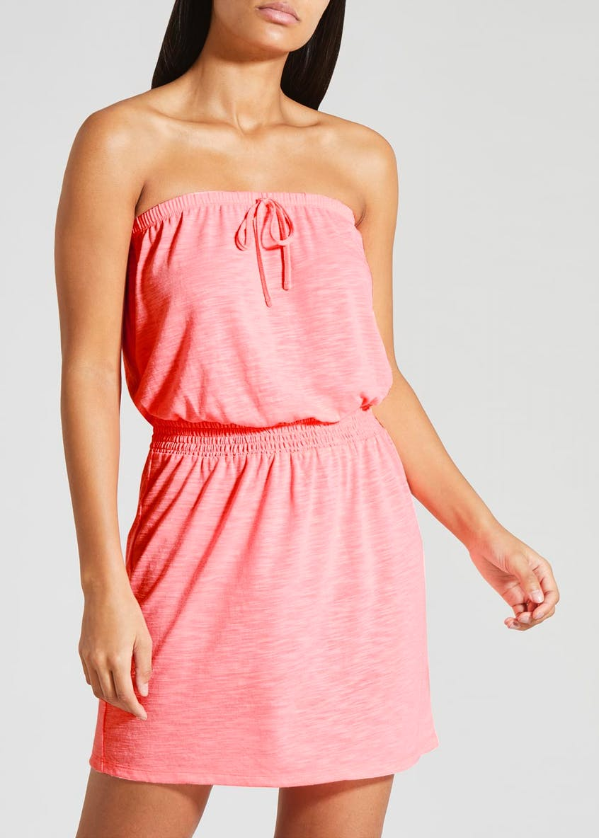 Bandeau Beach Dress