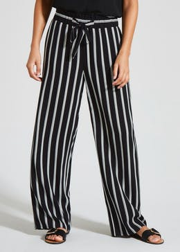 ac62cf14c96e Stripe Wide Leg Trousers