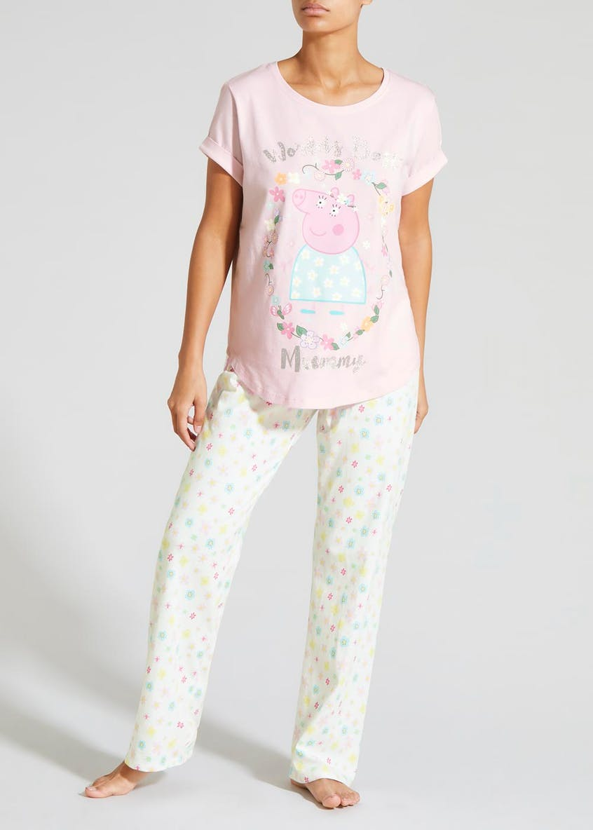 Peppa Pig Mummy Pig Pyjama Set