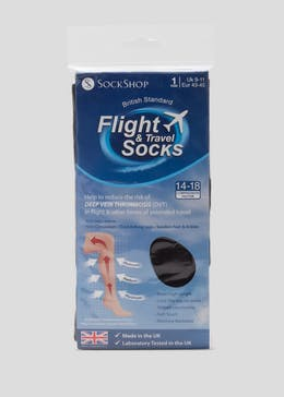 Flight & Travel Socks