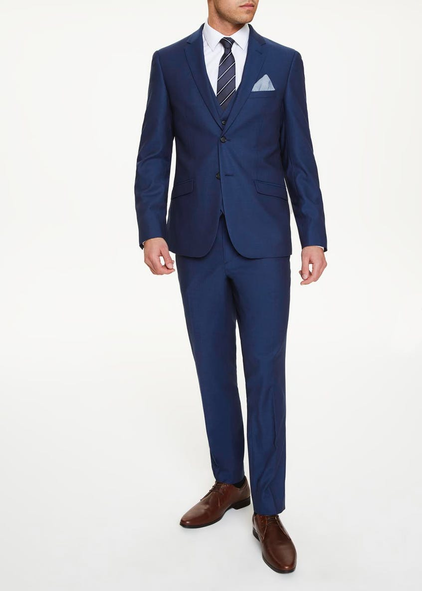 Kent Slim Fit Suit Trousers