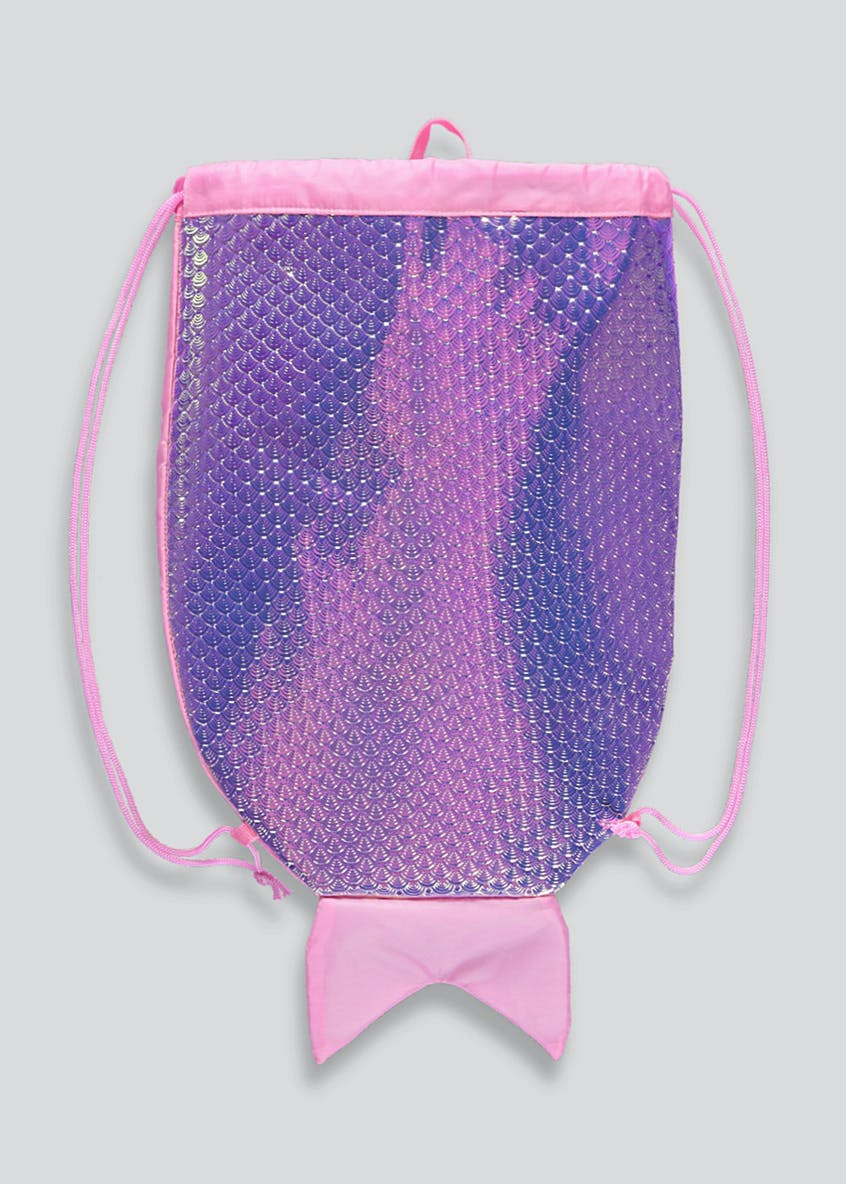 Kids Mermaid Swim Bag