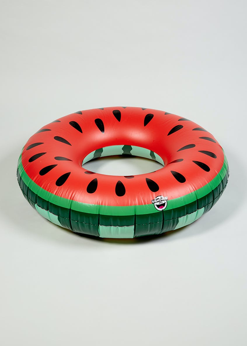 BigMouth Giant Watermelon Inflatable Pool Float (4ft)