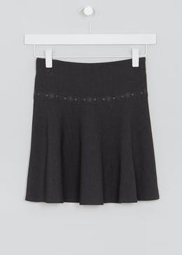 Girls Flippy School Skirt (3-13yrs)