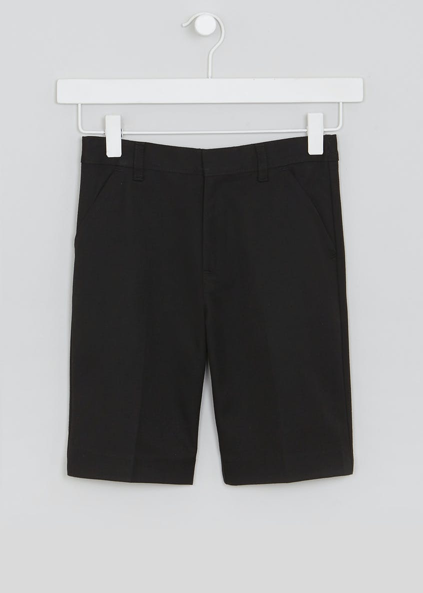 Boys Classic School Shorts (4-13yrs)