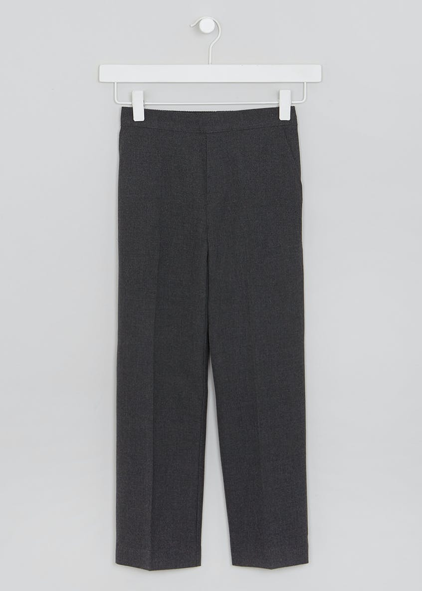 Boys Classic Fit Pull On Trousers (3-11yrs)