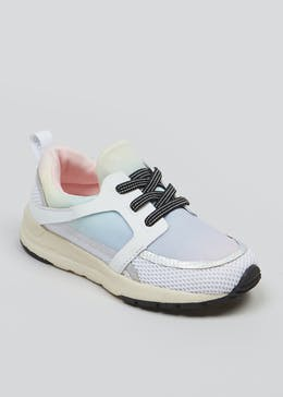 7f195dccde3 Kids Ombre Fashion Trainers (Younger 4-12)