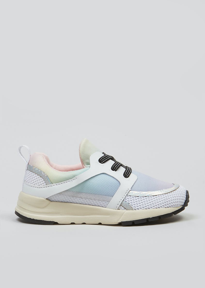 Kids Ombre Fashion Trainers (Younger 4-12)