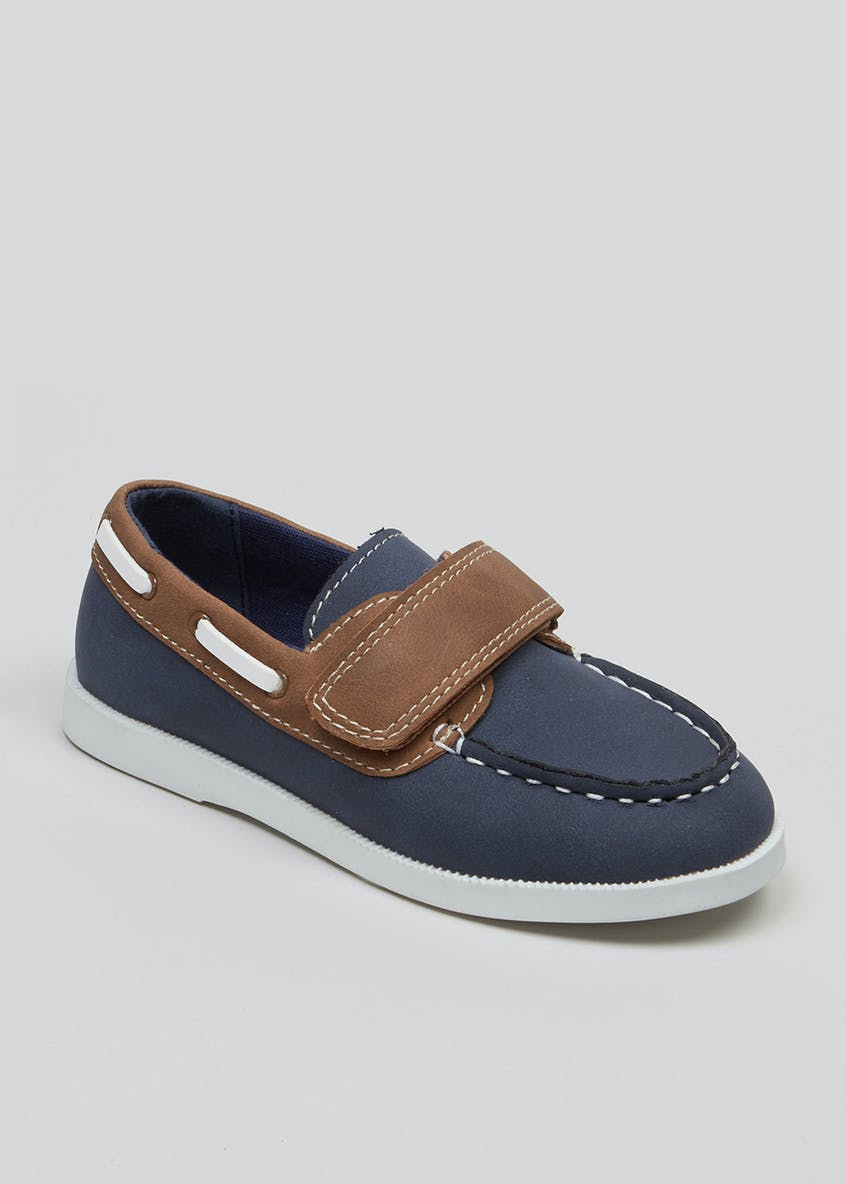 Boys Boat Shoes (Younger 4-12)