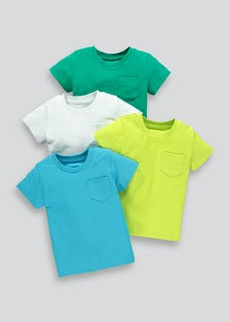 6493c4c2 T Shirts for Boys - Printed, Long Sleeve & Multi Pack T – Matalan