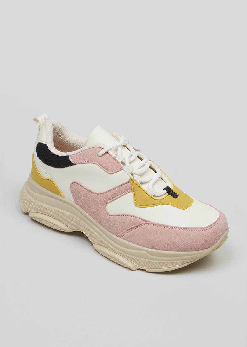 Chunky Fashion Trainers