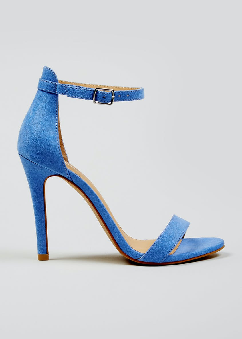 Barely There Strappy Heels