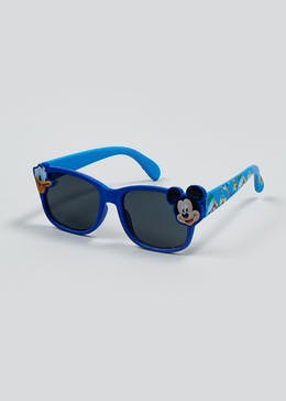 Kids Disney Mickey Mouse Sunglasses (One Size)