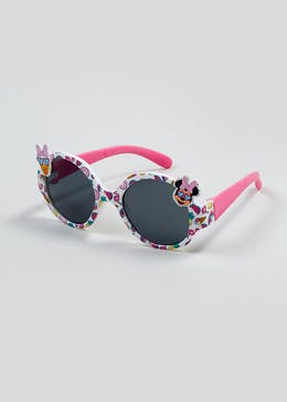 Kids Disney Minnie Mouse Sunglasses (One Size)