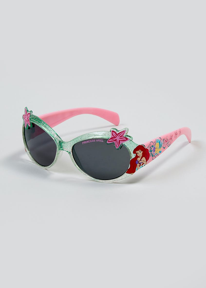 Kids Disney Ariel Sunglasses (One Size)