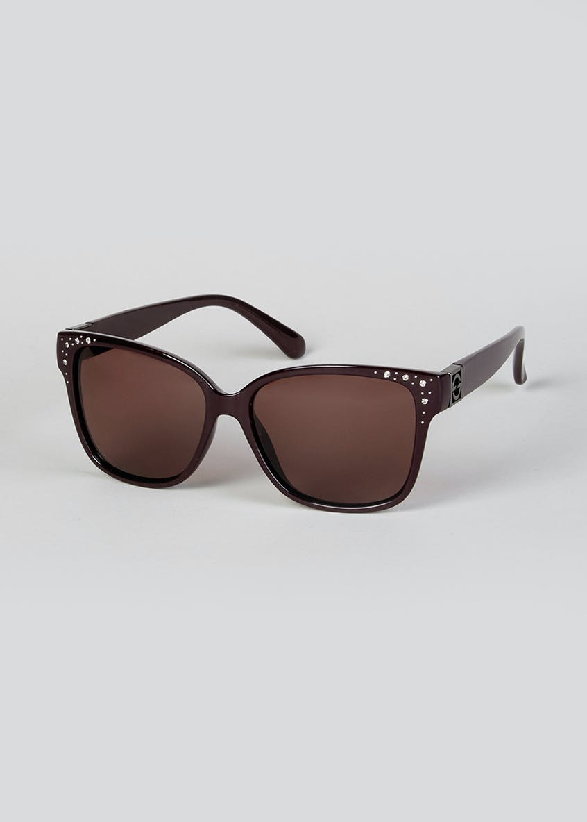 Foster Grant Diamante Sunglasses