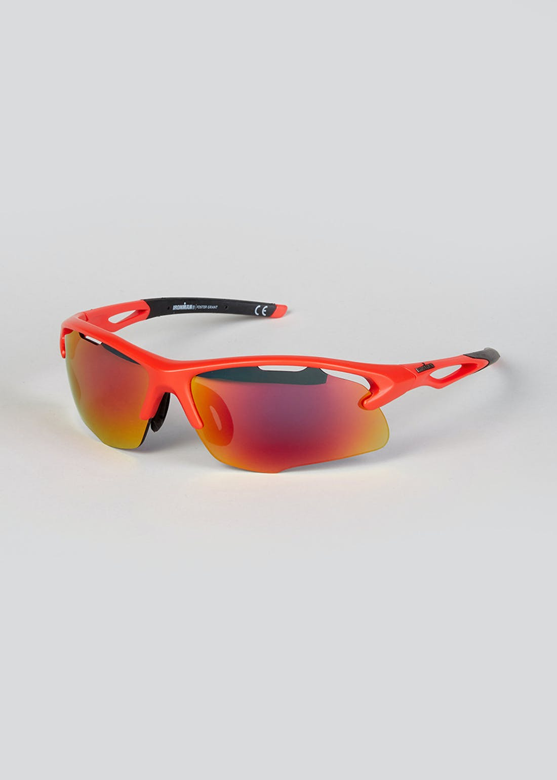Foster Grant Ironman Sports Wrap Sunglasses