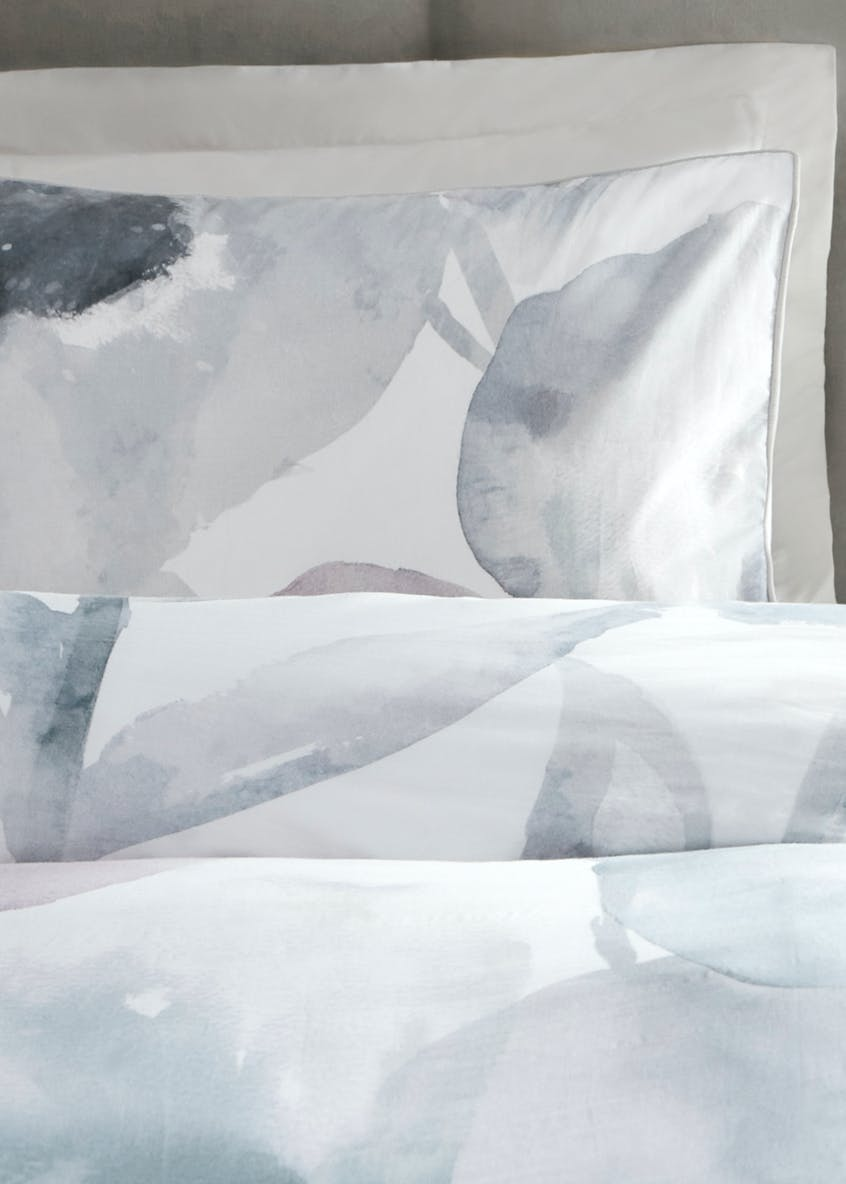 Farhi by Nicole Farhi Watercolour Floral Print Duvet Set