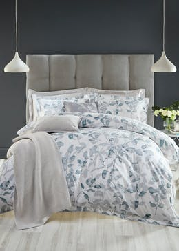 Farhi by Nicole Farhi Abstract Leaf Print Duvet Set