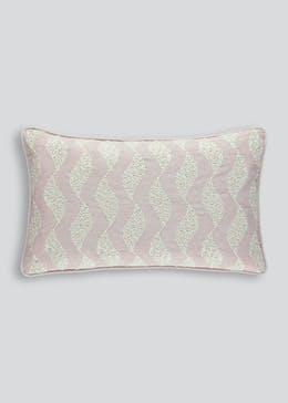 Farhi by Nicole Farhi Embroidered Cushion (48cm x 48cm)